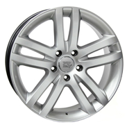 Диски BALI5AU51 WSP Italy Hyper Silver 5x130 ET-60 Ширина-9.0 Диаметр-20 Центр-71.6