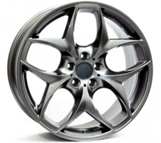 Диски BM-69 X5 Hollywood Dark Silver 5x120 ET-45 Ширина-10.0 Диаметр-19 Центр-74.1
