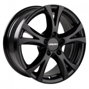 Диски Carmani 9/BM/ET39 Black Matt 5x105 ET-39 Ширина-6.5 Диаметр-16 Центр-56.6