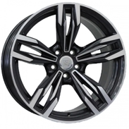 Диски CRETA6BM83 WSP Italy ANTHRACITE POLISHED 5x120 ET-44 Ширина-9.0 Диаметр-20 Центр-72.6