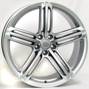 Диски FIDIA5AU60 WSP Italy SILVER 5x112 ET-47 Ширина-8.0 Диаметр-17 Центр-66.6
