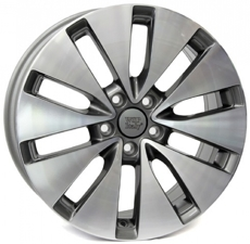 Диски GAYA4VO61 WSP Italy ANTHRACITE POLISHED 5x112 ET-39 Ширина-6.5 Диаметр-16 Центр-57.1