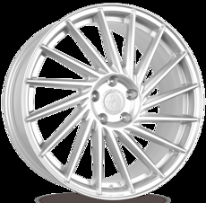 Диски Keskin Tuning KT17 (max load:950kg) CRYSTAL SILVER 5x112 ET-50 Ширина-9.5 Диаметр-21 Центр-66.6