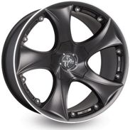 Диски Keskin Tuning KT9 Matt black lip polish 5x112 ET-45 Ширина-9.0 Диаметр-20 Центр-66.6