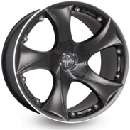 Диски Keskin Tuning KT9 ( max load:1000kg) Matt black lip polish 5x112 ET-45 Ширина-9.0 Диаметр-20 Центр-66.6