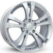 Диски Keskin Tuning MAMD2 Silver Painted 5x112 ET-37 Ширина-7.5 Диаметр-16 Центр-66.6