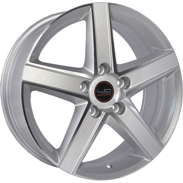 Диски LegeArtis CR5 Silver Front Polished 5x127 ET-50.8 Ширина-7.5 Диаметр-18 Центр-71.6