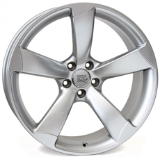 Диски LIDIA5AU67 WSP Italy Hyper Silver 5x112 ET-51 Ширина-7.5 Диаметр-17 Центр-57.1