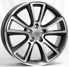 Диски MAJO25OP04 WSP Italy ANTHRACITE POLISHED 5x115 ET-46 Ширина-8.0 Диаметр-19 Центр-70.2