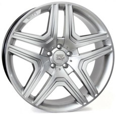 Диски SOFIA7ME66 WSP Italy Hyper Silver 5x112 ET-46 Ширина-10.0 Диаметр-20 Центр-66.6