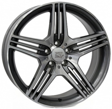 Диски SUEZ7ME68 WSP Italy ANTHRACITE POLISHED 5x112 ET-48 Ширина-8.5 Диаметр-18 Центр-66.6
