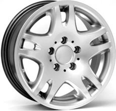 Диски T-733 WSP Italy Hyper Silver 5x112 ET-30 Ширина-7.5 Диаметр-16 Центр-66.6