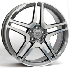 Диски TEXAS7ME59 WSP Italy ANTHRACITE POLISHED 5x112 ET-43 Ширина-9.5 Диаметр-20 Центр-66.6