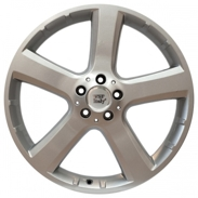 Диски WZ751 WSP ITALY Silver 5x112 ET-55 Ширина-10.0 Диаметр-22 Центр-66.6