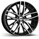 AEZ Panama Dark gun metal polished 5x112 ET-33 Ширина-10.0 Диаметр-21 Центр-66.6