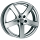 Alutec Freeze Silver 5x114.3 ET-40 Ширина-7.0 Диаметр-17 Центр-70.1