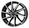Alutec Singa Black Polished 5x114.3 ET-45 Ширина-6.5 Диаметр-16 Центр-64.1
