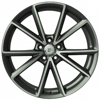 ASIA5AU69 WSP Italy ANTHRACITE POLISHED 5x112 ET-43 Ширина-8.5 Диаметр-20 Центр-66.6