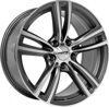 BK5055 GREY POLISHED 5x120 ET-30 Ширина-8.0 Диаметр-17 Центр-72.3