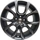 BK5278 GREY POLISHED 5x112 ET-42 Ширина-7.0 Диаметр-17 Центр-57.1