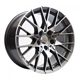 BK5441 Matt Black Polished 5x112 ET-30 Ширина-8.0 Диаметр-19 Центр-66.6