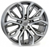 BM 76 EVEREST WSP Italy ANTHRACITE POLISHED 5x120 ET-37 Ширина-11.0 Диаметр-20 Центр-74.1