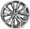 BM 76 EVEREST WSP Italy ANTHRACITE POLISHED 5x120 ET-40 Ширина-10.0 Диаметр-20 Центр-74.1