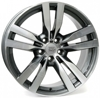 BM72 PANDORA WSP Italy ANTHRACITE POLISHED 5x120 ET-37 Ширина-11.0 Диаметр-20 Центр-74.1