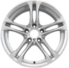 BMW 613M Wheels 36117848573 Rear  Silver (repainted) 5x120 ET-44 Ширина-9.0 Диаметр-18 Центр-72.6