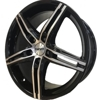 Carwel Alpha Black Polished 5x112 ET-40 Ширина-7.0 Диаметр-17 Центр-57.1