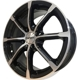Carwel Beta Black Polished 4x100 ET-45 Ширина-6.0 Диаметр-15 Центр-67.1