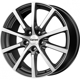 Carwel Centaur  Black polished 5x114.3 ET-45 Ширина-7.0 Диаметр-17 Центр-67.1