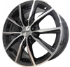 Carwel Gamma Black polished 5x112 ET-43 Ширина-6.0 Диаметр-15 Центр-66.6