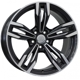 CRETA6BM83 WSP Italy ANTHRACITE POLISHED 5x120 ET-33 Ширина-8.5 Диаметр-20 Центр-72.6