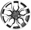 FEBE5AU65 WSP Italy DULL BLACK F POLISHED 5x112 ET-54 Ширина-7.5 Диаметр-18 Центр-57.1