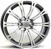 GIANO6BM70 WSP Italy ANTHRACITE POLISHED 5x120 ET-23 Ширина-9.5 Диаметр-20 Центр-72.6