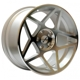 JW964 Silver Polished 5x112 ET-35 Ширина-8.0 Диаметр-17 Центр-66.6