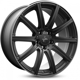 Keskin Tuning KT16 MATT BLACK LIP POLISH 5x112 ET-30 Ширина-8.0 Диаметр-18 Центр-66.6