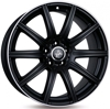 Keskin Tuning KT16 (max load:720kg) MATT BLACK LIP POLISH 5x112 ET-30 Ширина-8.0 Диаметр-18 Центр-66.6