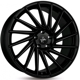 Keskin Tuning KT17 (max load:950kg) MATT BLACK PAINTED 5x112 ET-35 Ширина-9.5 Диаметр-21 Центр-66.6