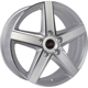 LegeArtis CR5 Silver Front Polished 5x127 ET-50.8 Ширина-7.5 Диаметр-18 Центр-71.6