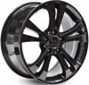 MAMD2 BLACK PAINTED 5x112 ET-37 Ширина-7.5 Диаметр-16 Центр-66.6