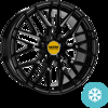 MAMRS4 BLACK PAINTED (WINTERPROOF) 5x114.3 ET-40 Ширина-8.0 Диаметр-18 Центр-72.6