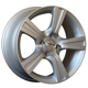 Nano DW598 DEMO (only 3 pcs) Silver 5x112 ET-40 Ширина-7.0 Диаметр-16 Центр-73.1