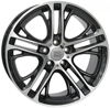 STIGE6BM77 WSP Italy DIAMOND BLACK POLISHED 5x120 ET-38 Ширина-8.5 Диаметр-19 Центр-72.6