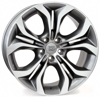 TEBE6BM74 WSP Italy ANTHRACITE POLISHED 5x120 ET-37 Ширина-11.0 Диаметр-20 Центр-74.1