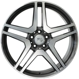 TEXAS7ME59 WSP Italy ANTHRACITE POLISHED 5x112 ET-35 Ширина-8.0 Диаметр-17 Центр-66.6