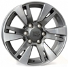W-1765 VENERE WSP Italy ANTHRACITE POLISHED 6x139.7 ET-40 Ширина-8.5 Диаметр-20 Центр-106.1