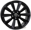 W-457 ROSTOCK WSP Italy DULL BLACK 5x112 ET-51 Ширина-7.5 Диаметр-18 Центр-57.1