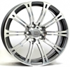 W-670 M3 LUXOR WSP Italy ANTHRACITE POLISHED 5x120 ET-52 Ширина-8.5 Диаметр-18 Центр-72.6